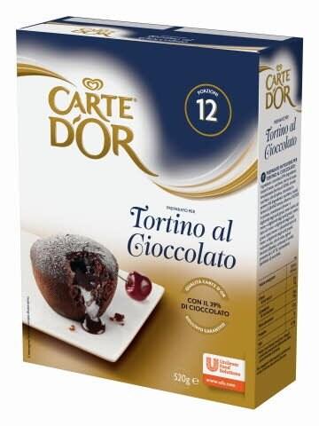 Carte d'Or Osnova za čokoladni souffle 520 g
