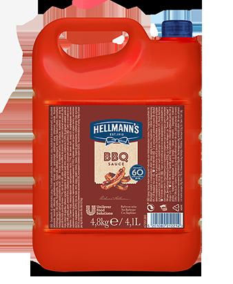 Hellmann's BBQ Omaka za žar 4,8 kg