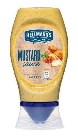 Hellmann's Gorčica plastenka 250 ml -