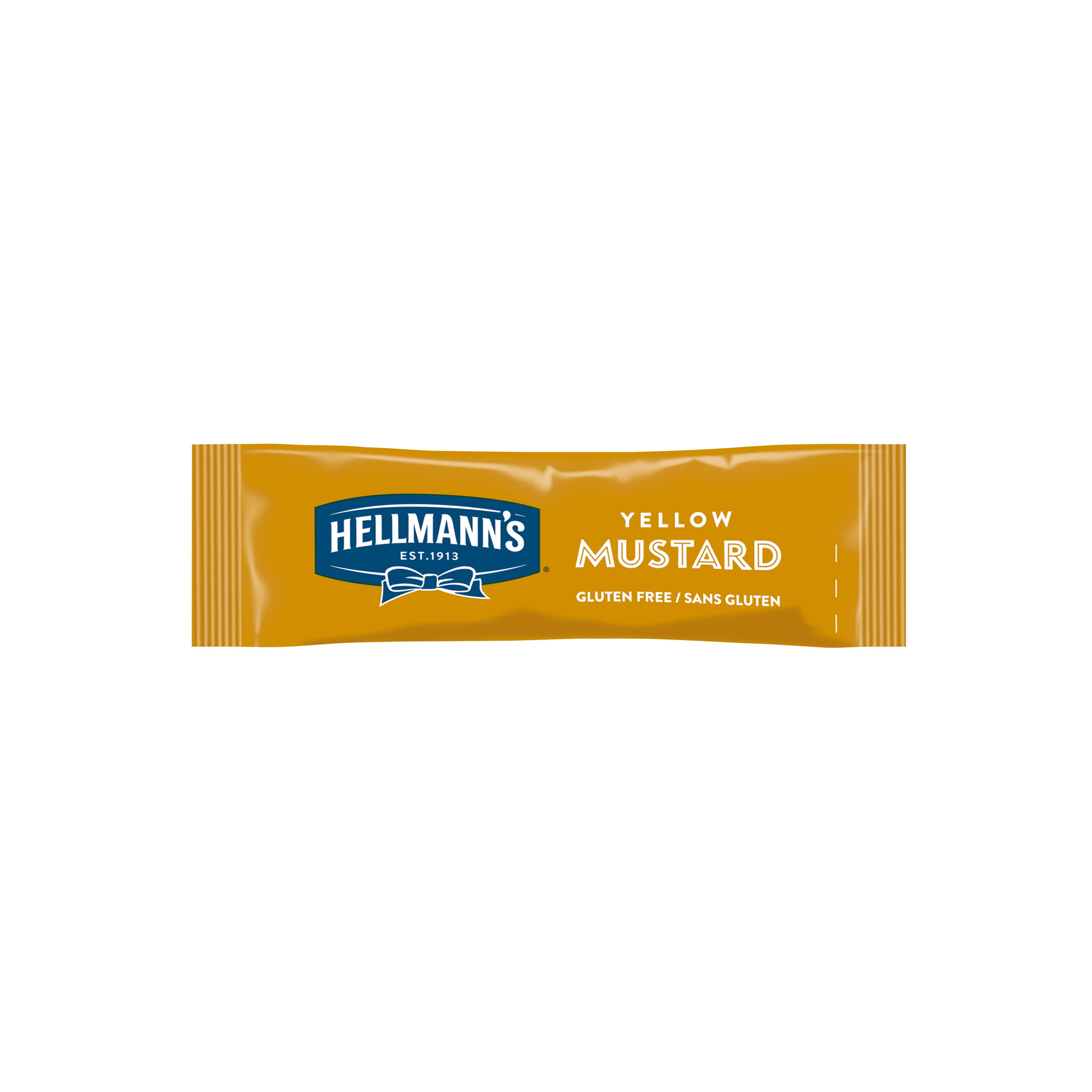 Hellmann's Gorčica porcijska 10 ml (198 kos)