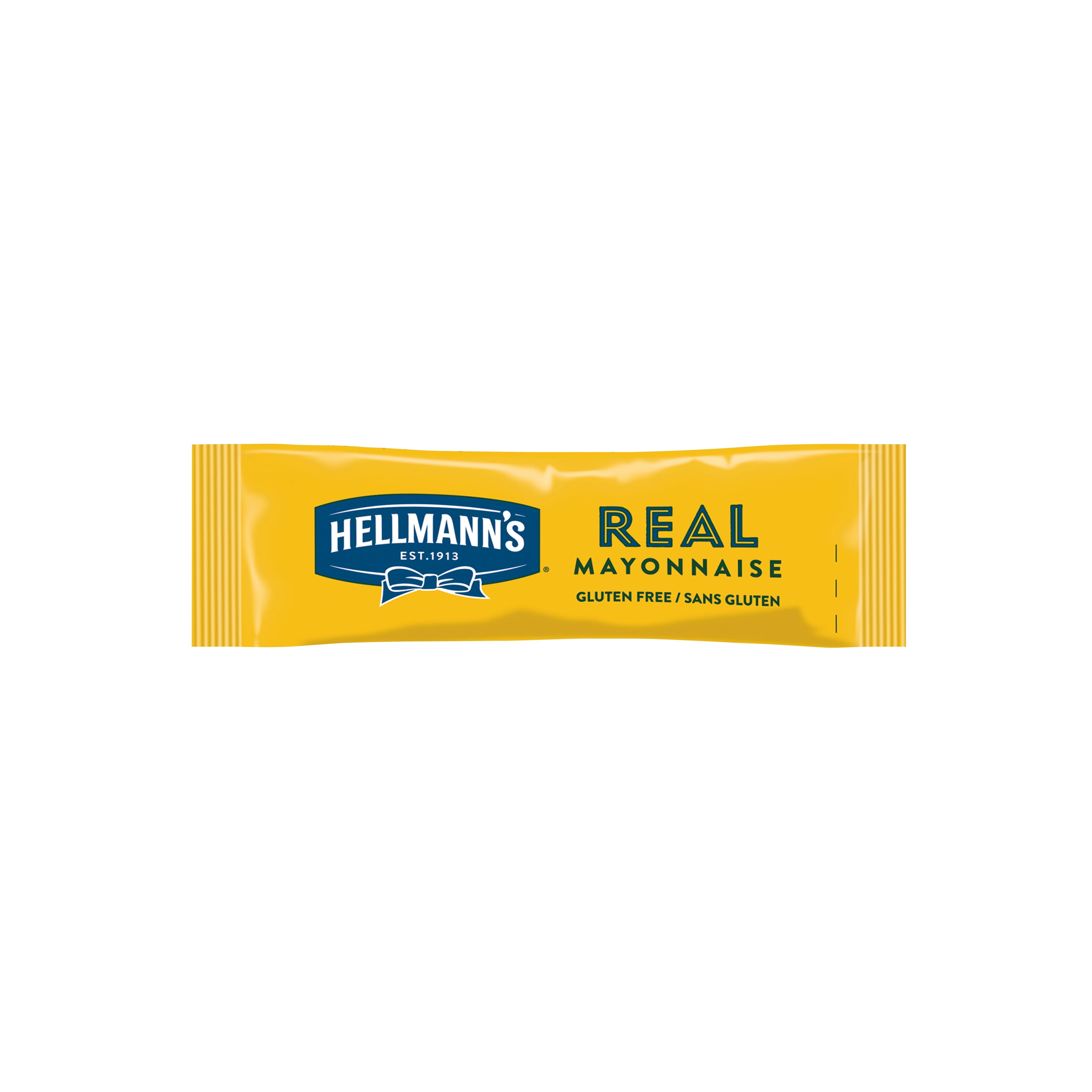 Hellmann's Majoneza porcijska 10 ml (198 kos)
