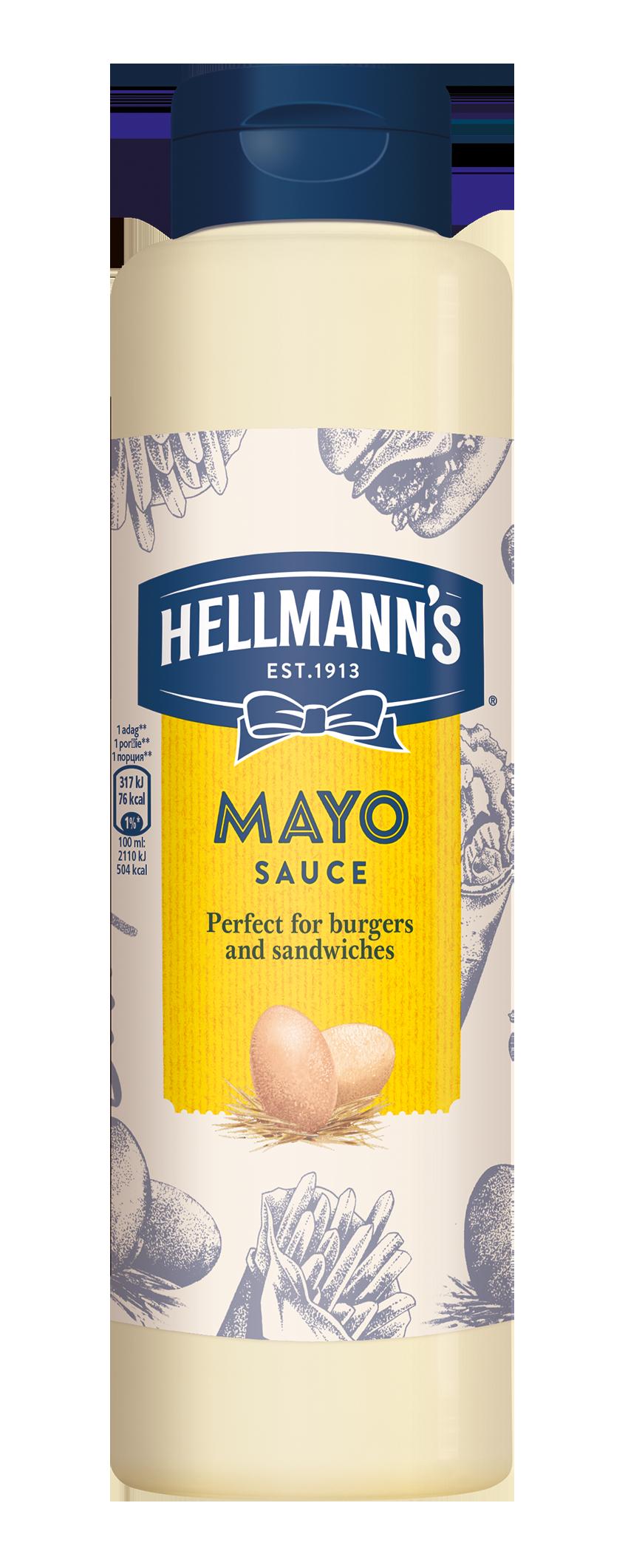 Hellmann's Majonezna omaka 850 ml