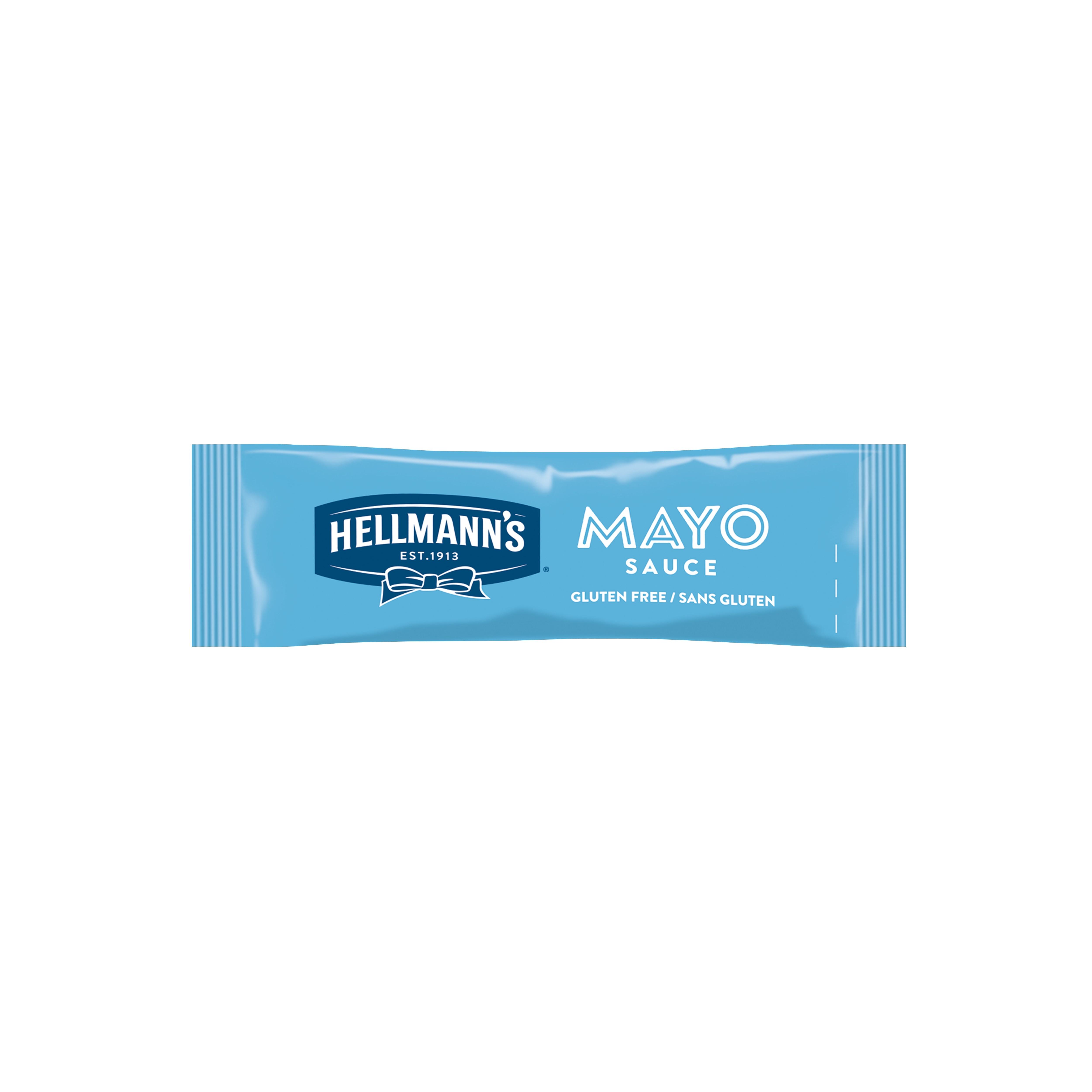 Hellmann's Majonezni preliv porcijski 10 ml (198 kos) - Hellmann's hladne omake v enostavnem porcijskem pakiranju.