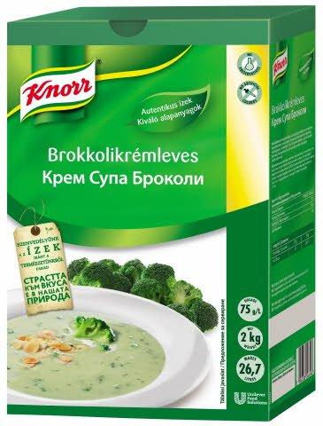 Knorr Brokolijeva juha 2 kg