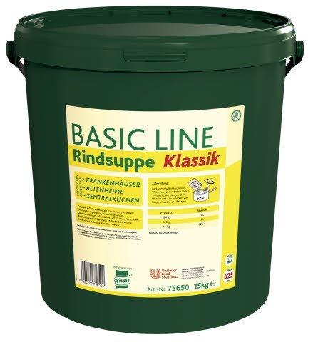Knorr Goveja juha Basic Line 15 kg -