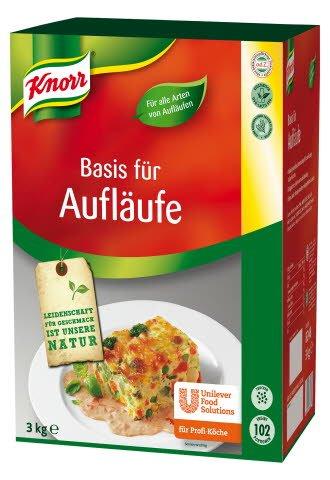 Knorr Mešanica za slani narastek 3 kg -