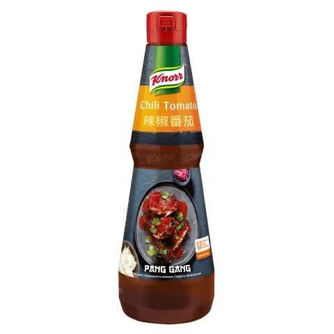 Knorr Pang Gang – pikantna omaka s čilijem in paradižnikom 1 l