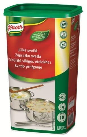 Knorr Prežganje svetlo 1 kg -