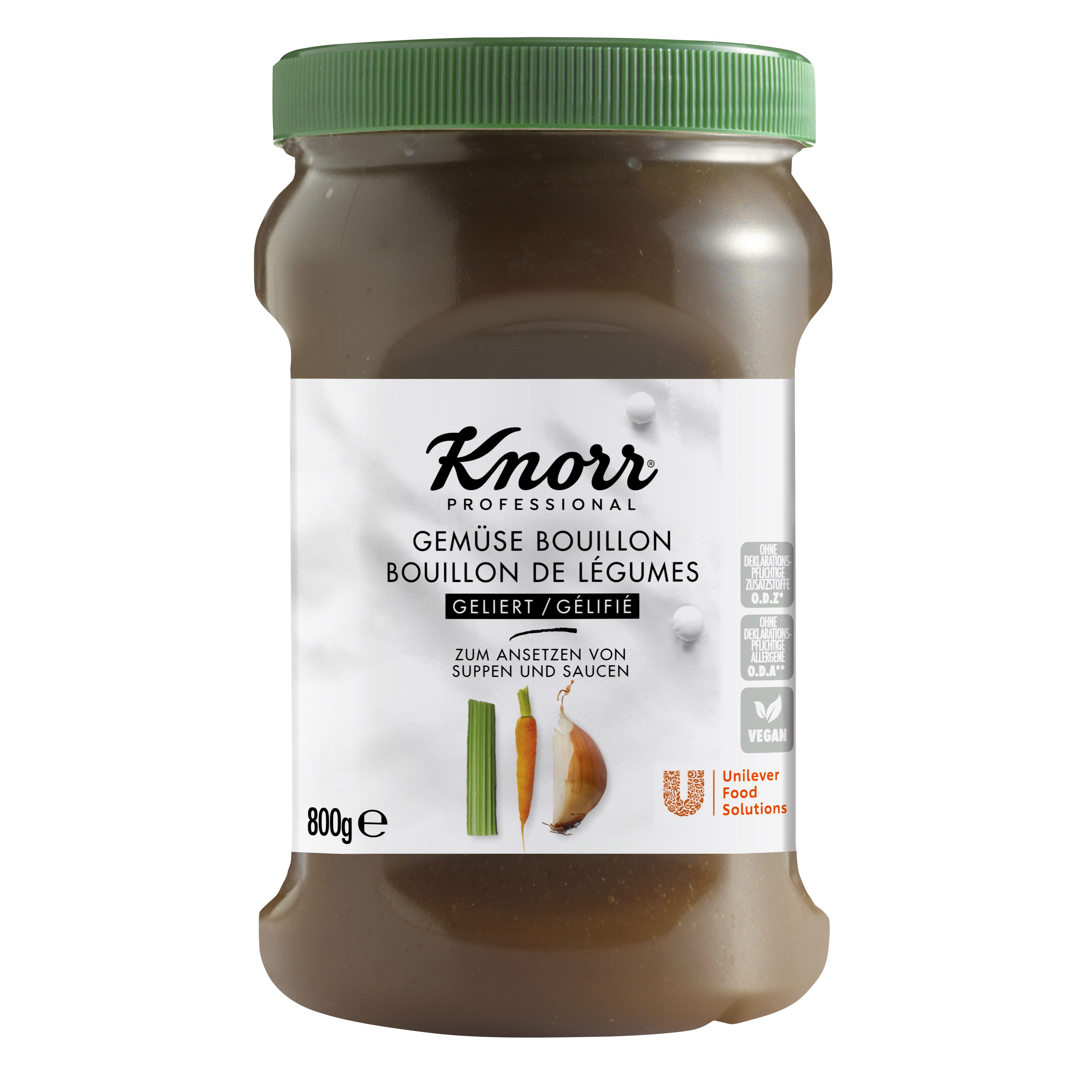 Knorr Professional reducirana zelenjavna osnova 800 g
